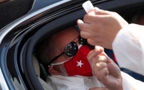 Lula da Silva recibe segunda dosis de vacuna contra la Covid