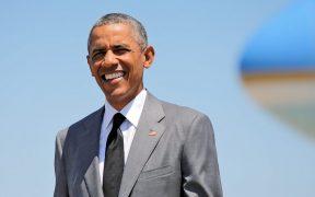 El expresidente Obama felicitó a la MLB por defender el derecho al voto. Foto: AP