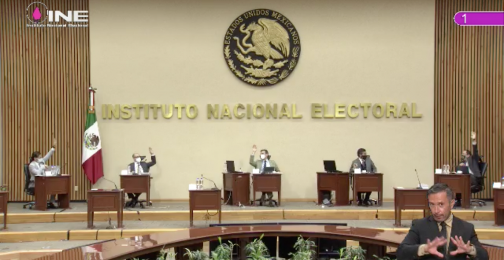 No tenemos campaña contra la autoridad electoral, pero ya basta de estar simulando, dice AMLO