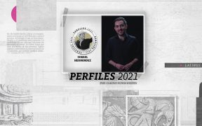 Perfiles 2021: Ismael Hernández