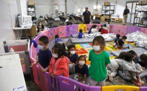 Desaprueba 40% de estadounidenses el manejo de Biden a situación de niños migrantes: sondeo