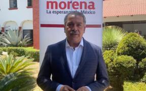 Raúl Morón defiende candidatura por Michoacán en audiencia del TEPJF