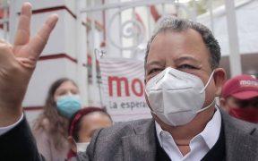 """Mario Delgado, responsable del """"desastre"""" en candidaturas: Luis Walton"""