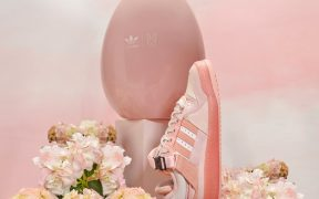 Adidas vende tenis rosas de Bad Bunny; se agotan en minutos