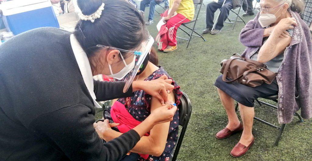 Este miércoles comienza la vacunación contra Covid-19 en los 18 municipios que faltan del Edomex