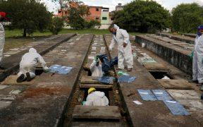 Brasil supera marca de 4 mil muertos en un día por Covid-19