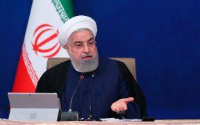"""Irán urge a EU a eliminar todas sus sanciones en """"un solo paso"""" para adherirse al acuerdo nuclear"""