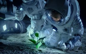 La NASA lanza un concurso para alimentar astronautas en Marte