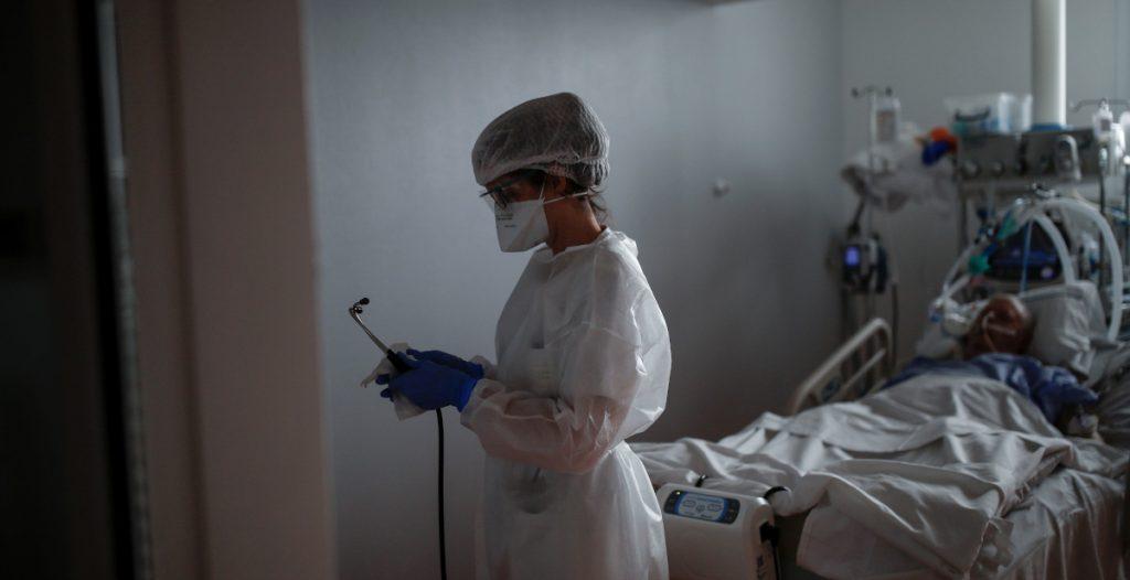 México alcanza los 2 millones 264 mil enfermos de Covid-19; hay 205 mil 598 muertos