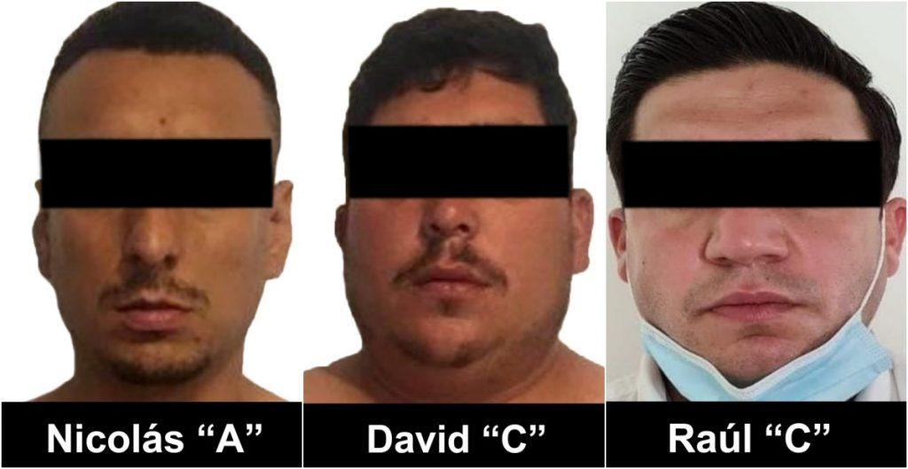 """Detienen a tres más ligados a """"El Vaquero"""", líder del Cártel de Golfo en Tamaulipas"""