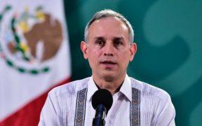 Vacunación contra Covid-19 para mayores de 50 años comenzará después del 30 de abril: López-Gatell