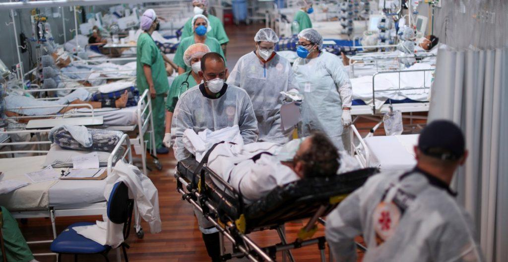 Corticoides reducen la mortalidad en pacientes mayores con fallo respiratorio grave por Covid-19