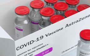 Reino Unido reitera bajo riesgo de la vacuna de AstraZeneca contra Covid-19