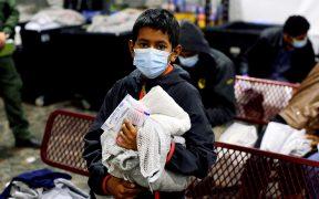 Niños migrantes, una crisis humanitaria que va mucho más allá de la frontera México-EU
