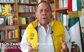 """Detención de Gregorio Gómez fue ilegal, es un """"levantón"""" político: PRD"""