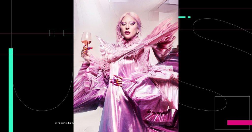 'The Queendom', la colaboración de Lady Gaga con Dom Pérignon