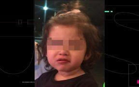 Localizan a Julia, una de las menores de la familia desaparecida en Jalisco