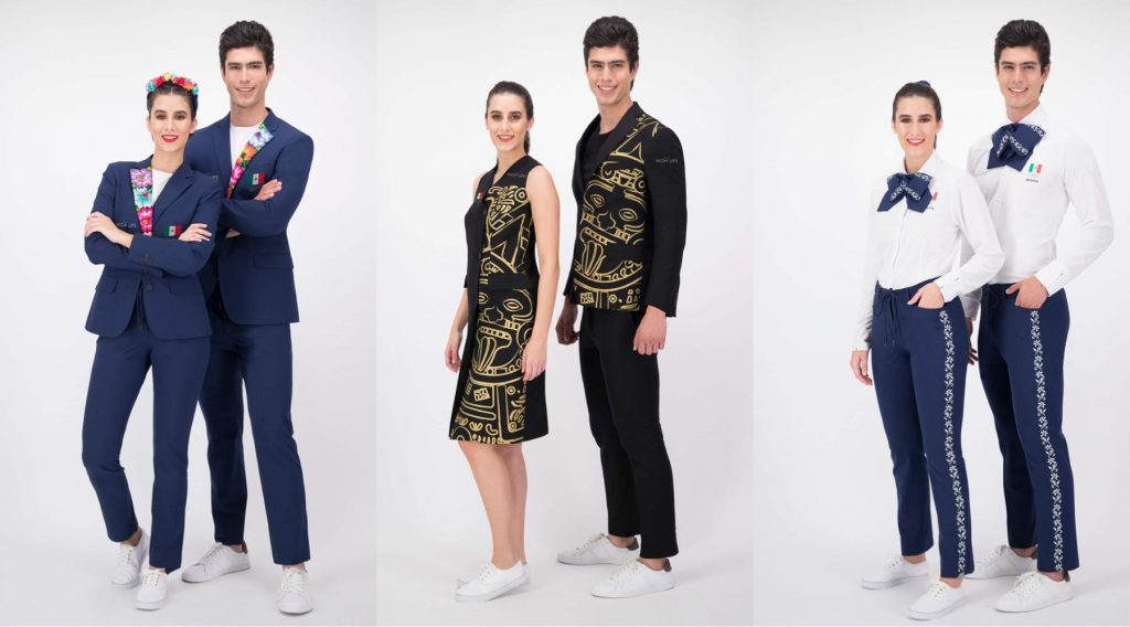 Los tres modelos se someterán a votación en la página web del COM. Foto: @highlifemx