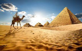 En Egipto encuentran bajo la arena una ciudad faraónica de hace tres mil años
