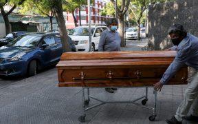 México llega a los 206 mil 146 muertos por Covid; supera los 2 millones 267 mil enfermos