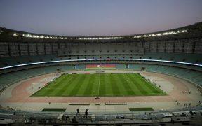 El estadio de Baku es uno de los que admitirán aficionados en la Eurocopa. Foto: Reuters