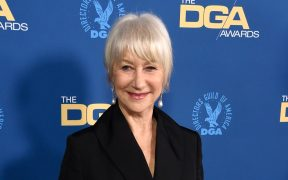 Helen Mirren promociona documental sobre niños tartamudos