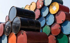 Mezcla de petróleo de Pemex termina con perdida semanal de 3.43%