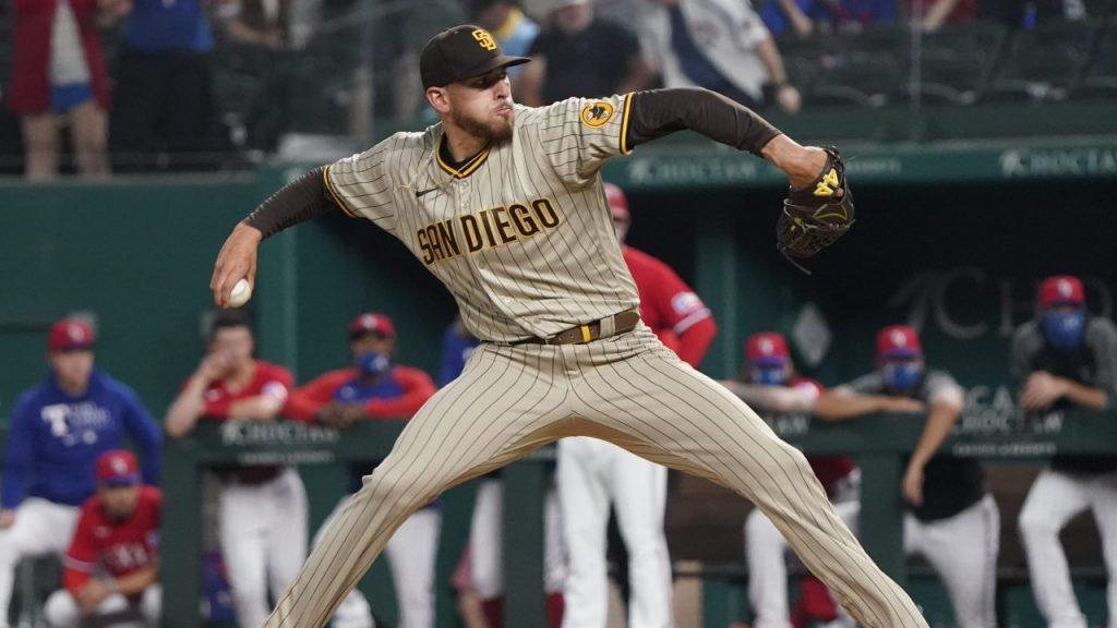 Musgrove logró la hazaña ante los Rangers. Foto: Reuters