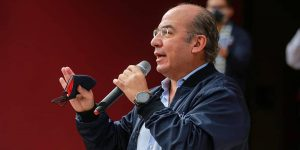 Felipe Calderón considera que el TEPJF da la candidatura a Félix Salgado