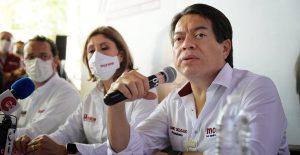 """El Tribunal Electoral """"le corrigió la plana"""" al INE: Mario Delgado"""