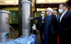 Irán comienza pruebas de una nueva centrífuga nuclear avanzada