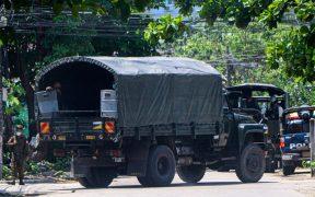 Mueren 82 manifestantes en Birmania tras ataque de la junta militar