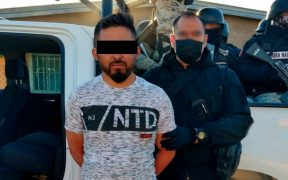 """Detienen a comandante de grupo criminal """"La Línea"""" por masacre de Bavispe"""
