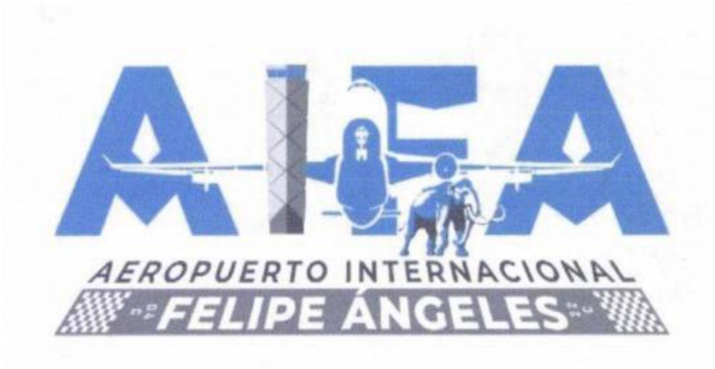 Cancelan solicitud para registrar logotipo del aeropuerto Felipe Ángeles