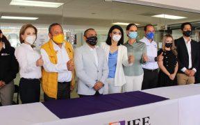 En Baja California no debe continuar el gobierno de Morena: PAN y PRD