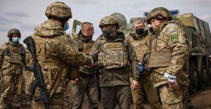 """Rusia asegura que """"nadie"""" pretende ir a la guerra con Ucrania"""