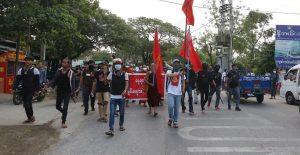 Tensión en Birmania crece tras ataque a civiles por parte de militares