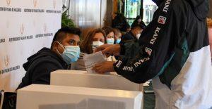 Perú comienza elecciones generales bajo estrictas medidas por la Covid-19