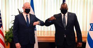 El Pentágono reafirma su apoyo a Israel en la primera visita oficial