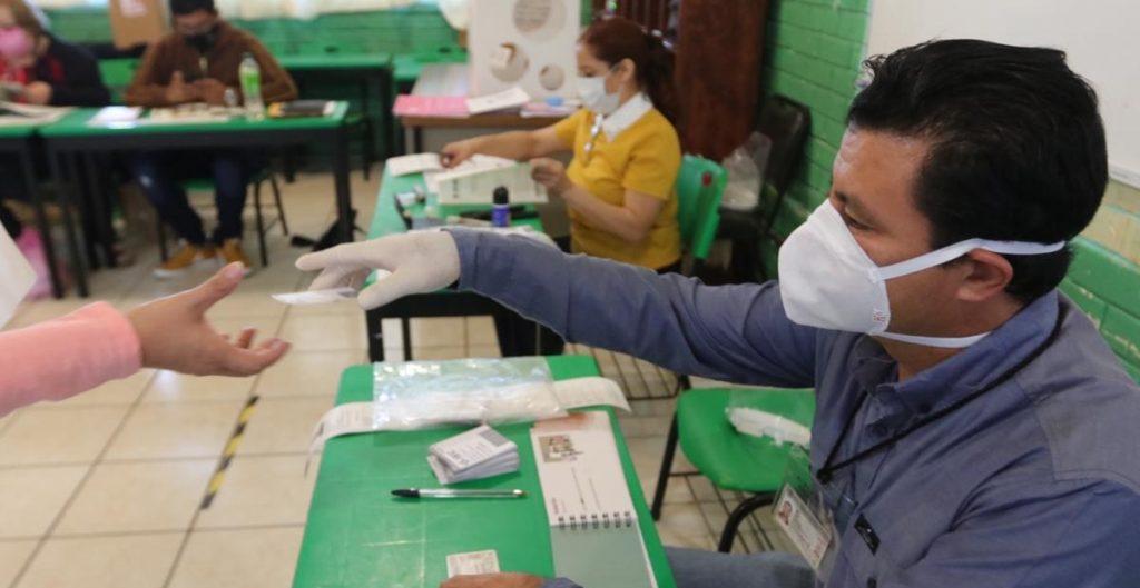 INE pagará 350 mdp en insumos para evitar contagios durante la votación