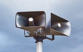 Usuarios de redes sociales reportan fallas de audio en la prueba de altavoces de la CDMX