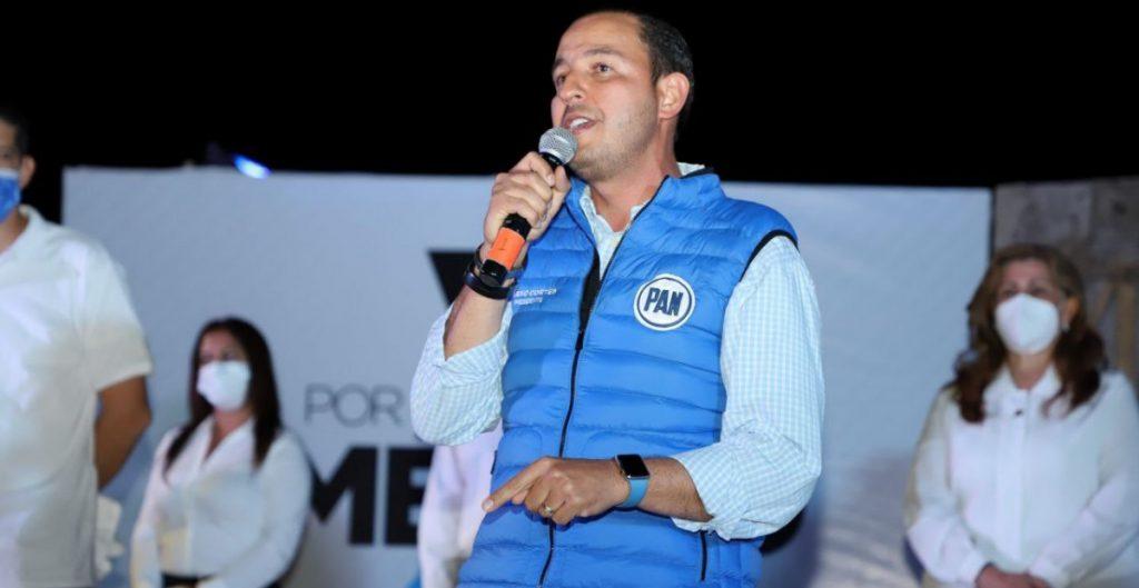 """Morena tendrá un """"voto de castigo"""" ante la falta de resultados de AMLO: PAN"""