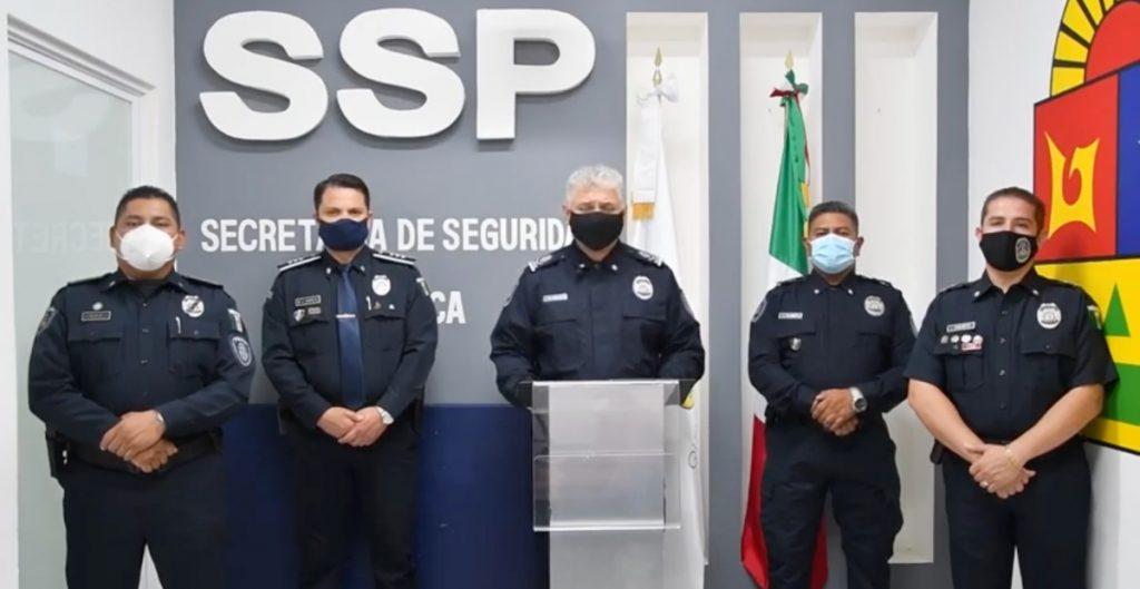 Secretaría de Seguridad de Quintana Roo toma control total de la policía de  Tulum