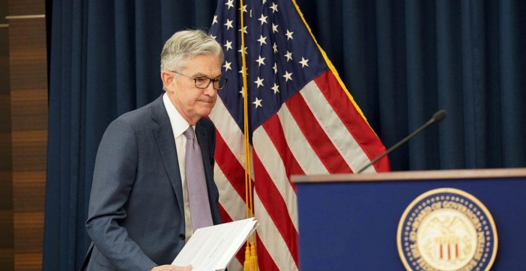Preocupa una inflación mayor en EU; no permitiremos que sobrepase el objetivo: Jerome Powell a senador