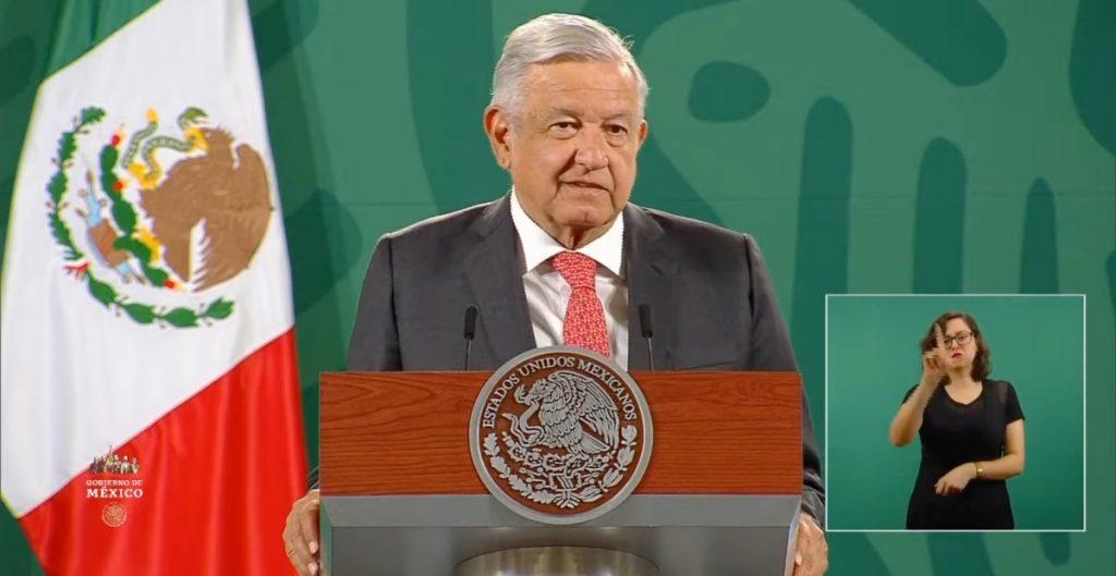 """Nunca ha habido democracia en Mexico"""", asegura AMLO"""