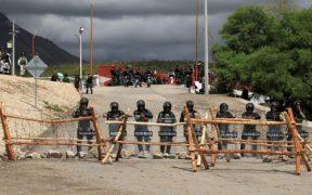 """""""Ya se investiga la relación que tiene el CJNG con el conflicto en la presa La Boquilla"""", informa AMLO"""