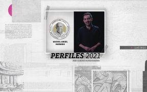 Perfiles 2021: Miguel Ángel Navarro
