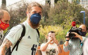 Ramos tardará más tiempo en recuperarse. Foto: EFE