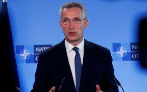 OTAN exige a Rusia parar la escalada militar en frontera con Ucrania