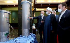 Irán enriquecerá uranio al 60%, su nivel más alto de pureza